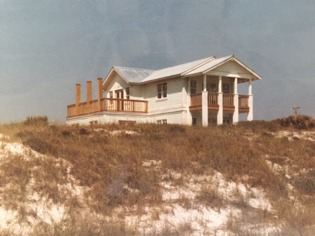 Early Seaside Beach House