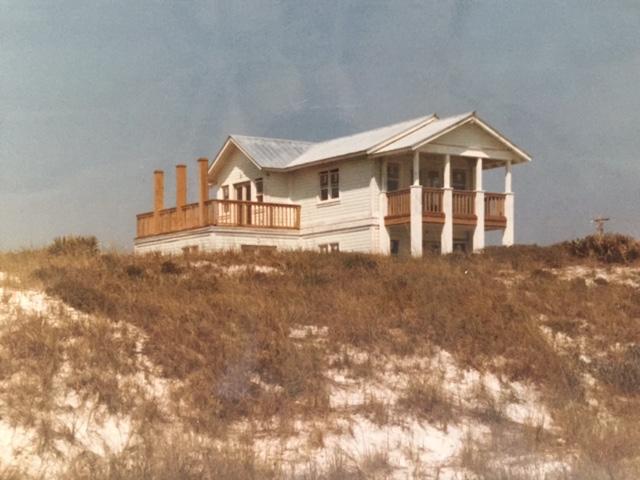 Early Seaside Beach House